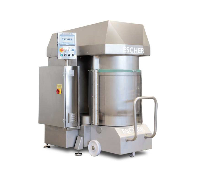 Dough and Confectionery Mixers – Macadams International